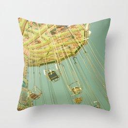 Swingin' IV Throw Pillow