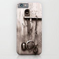 KITCHEN EQUIPMENT - Vintage Slim Case iPhone 6s