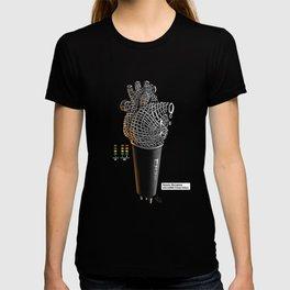 CRZN Dynamic Microphone T-shirt