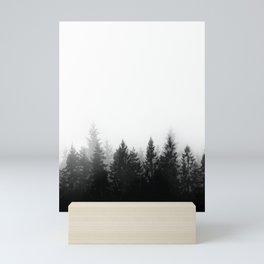 Scandinavian Forest Mini Art Print