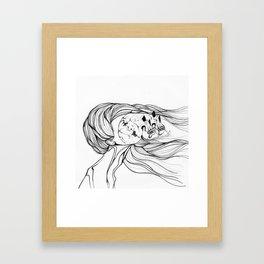 """Laugh at the Odds"" Framed Art Print"