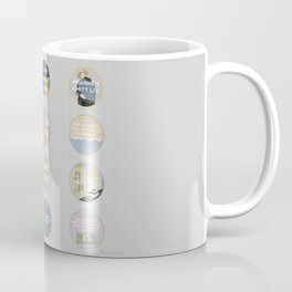 EVAK: A MINIMALIST LOVE STORY VOL. II Coffee Mug