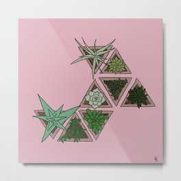 SucculentSunday Metal Print