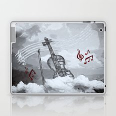 Heavenly music Laptop & iPad Skin