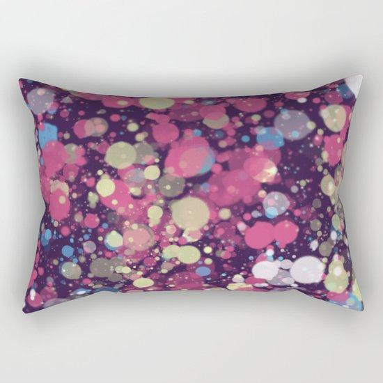 Abstract 34 Rectangular Pillow
