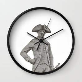 Natty Wall Clock