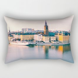 Stockholm III Rectangular Pillow