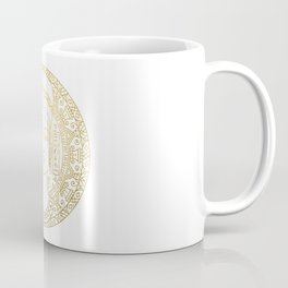 Nefertiti Mandala – Egypt Coffee Mug
