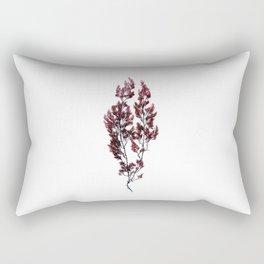 British Sea Weed Rectangular Pillow