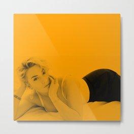 Kate Winslet Metal Print