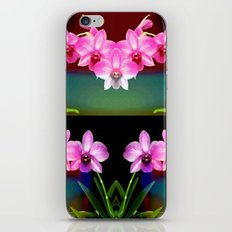 Magical Orchids iPhone & iPod Skin
