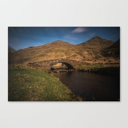 Butter Bridge Canvas Print