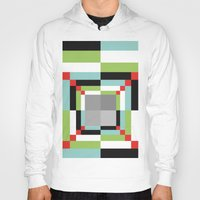 illusion Hoodies featuring Illusion by Susana Paz