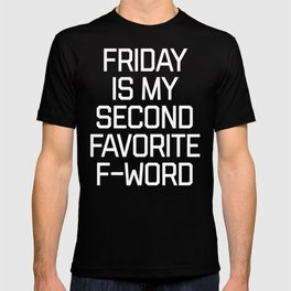 Favorite F-Word Funny Quote T-shirt