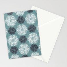 PAISLEYSCOPE posh (jade) Stationery Cards