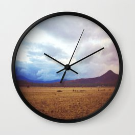Home On The Range 2 Wall Clock