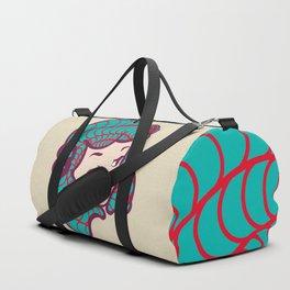Girl Power Dynamite Laser Beam Duffle Bag