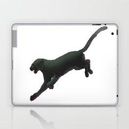 Leaping Panther Laptop & iPad Skin