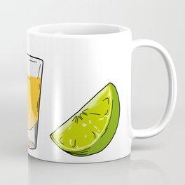 Tequila Shots Coffee Mug