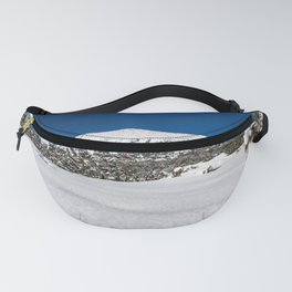 Powder of snow Fanny Pack