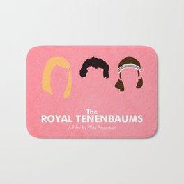 The Royal Tenenbaums Bath Mat