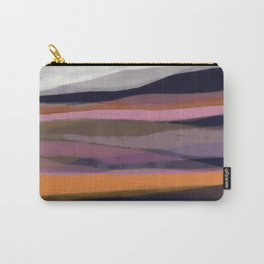 Layered landscape warm Carry-All Pouch