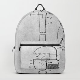 Ratchet pipe wrench Backpack