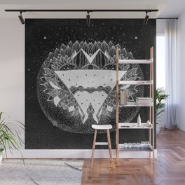 Out in the universe Wall Mural