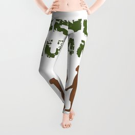 Being Human - Devolution Leggings