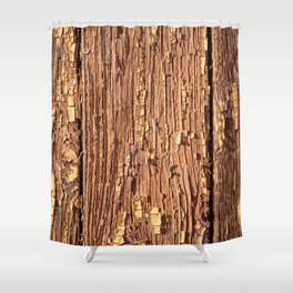 Sage Wood of Dreaming Shower Curtain