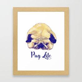 Pug-Tastic! Framed Art Print
