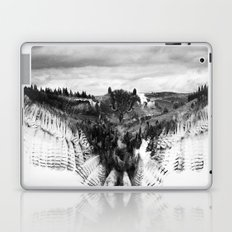 Owl Mid Flight Laptop & iPad Skin