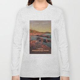 Neys Provincial Park Long Sleeve T-shirt