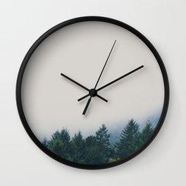 muir woods | mill valley, california Wall Clock