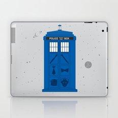 The Tardis Got Some Ink Laptop & iPad Skin