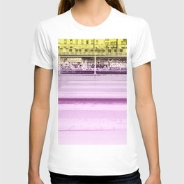 Brussels Canal District T-shirt