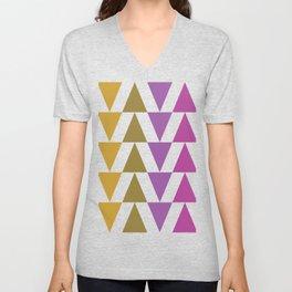 Triangle 1.0 Unisex V-Neck
