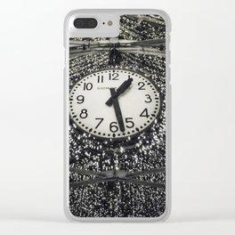 One Twenty Eight in Manhattan Clear iPhone Case