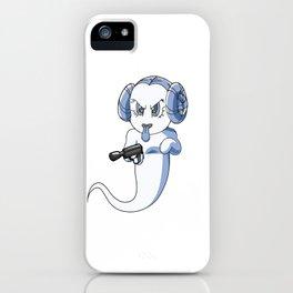Princess Leia ghost 2 iPhone Case