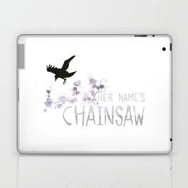 Chainsaw - TRC Laptop & iPad Skin
