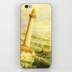The Fall of Alexandria iPhone & iPod Skin