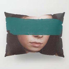 Modest, Methodical, Magnetic. Pillow Sham