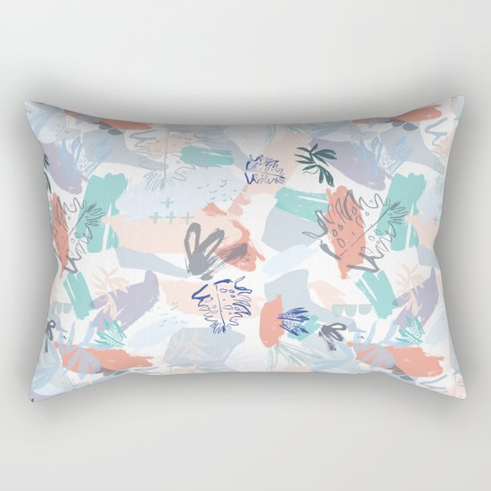 Jungle Fever Rectangular Pillow