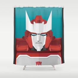 Ratchet MTMTE Shower Curtain