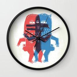 Zeter & Mordio Wall Clock