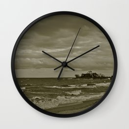 Bridgeport Wall Clock