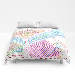 PowerLines 21 Comforters