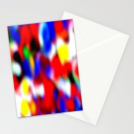 Nubosidad multicolor 22 Stationery Cards