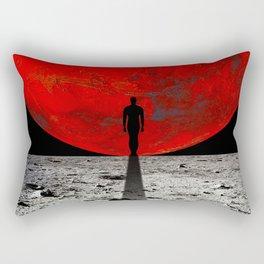 HOMESICKNESS Rectangular Pillow