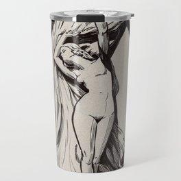 Reims' Lady Travel Mug